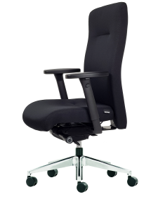 Ergonomische bureaustoel voor thuis Model 1