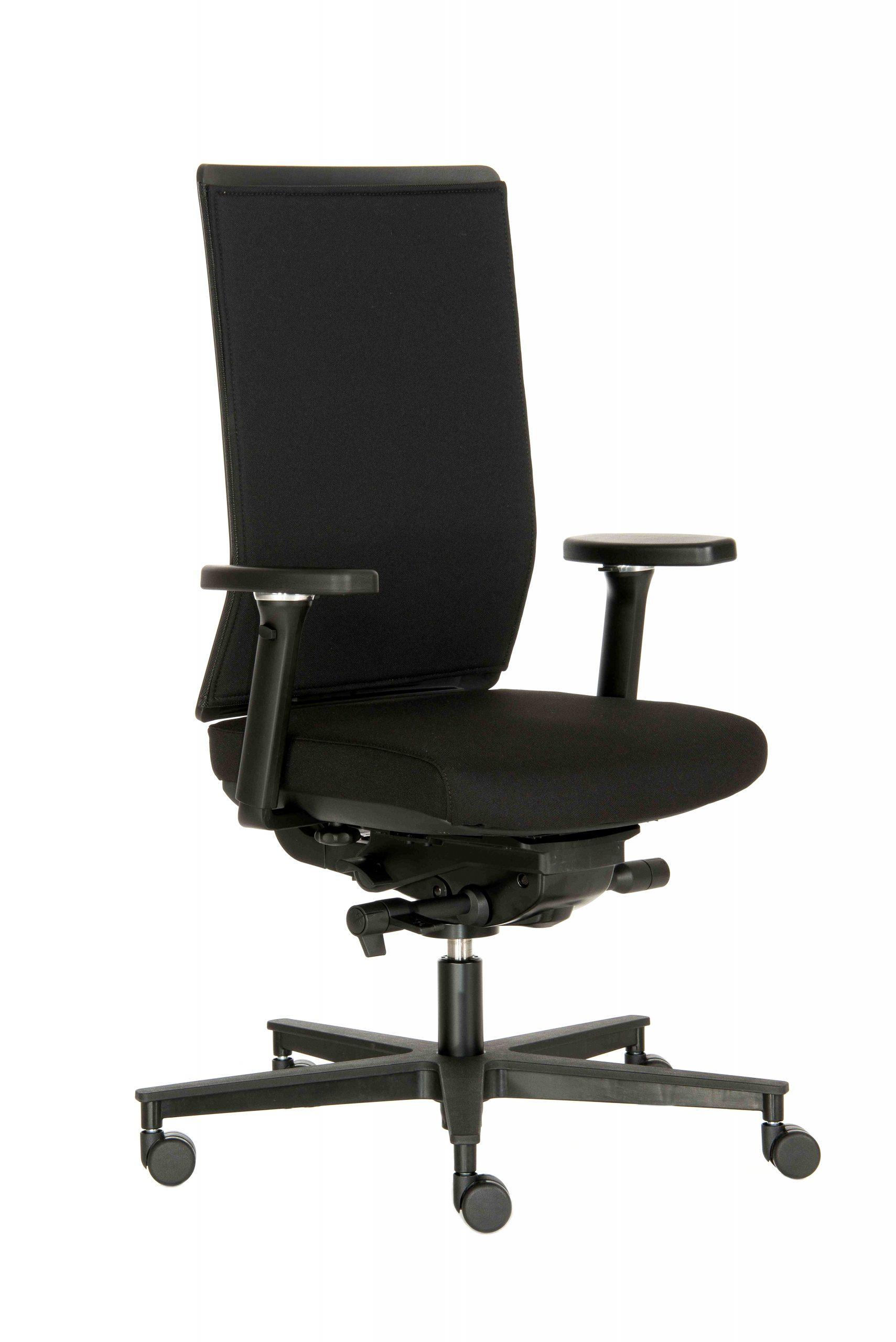 Ergonomisch verantwoorde bureaustoel model 2